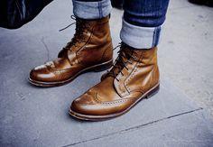 Dalton Boots - by Allen Edmonds