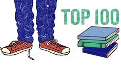 Top 100 Young Adult Novels--never thought of the Hobbit as a teen novel