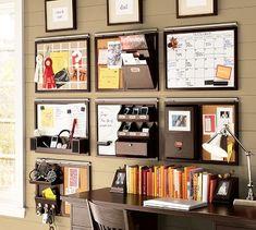 ways to organize