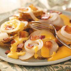 Cheese PotatoPacket
