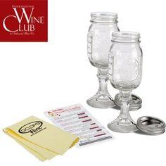 Original Redneck Wine Glass (2-Pack) with Redneck Drank Recipes & GoDpsWine Wine Cloth: http://www.amazon.com/gp/product/B008YWJO1W/ref=as_li_ss_tl?ie=UTF8=1789=390957=B008YWJO1W=as2=redneck08-20