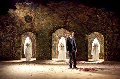 Much Ado About Nothing /William Shakespeare Set Design: Neta Haker