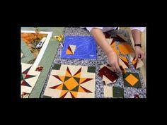 Patchwork sem Segredos com Ana Cosentino: Aula 01 - YouTube