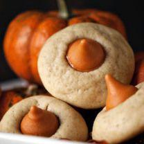 Pumpkin Spice Chai Cookies