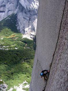 Cochamó - Rock Climbing in Patagonia, Chile