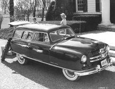 1951 Nash Rambler Custom Station Wagon
