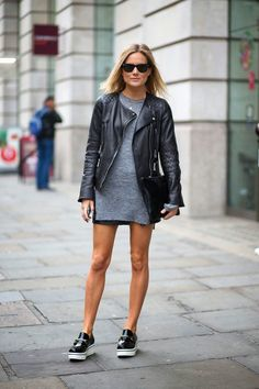 LFW   STREET STYLE  See Want Shop