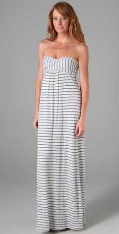 maxi dress. *