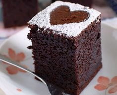 Quick and Healthy Desserts Recipes - Baileys Chocolate Cake - Click ...
