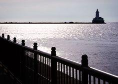 Chicago Harbor Lighthouse #chicago