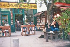 old bookshops