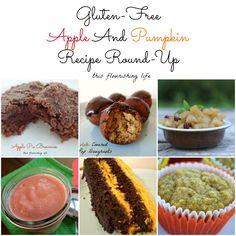 Gluten-Free Apple And Pumpkin Recipe Round-Up