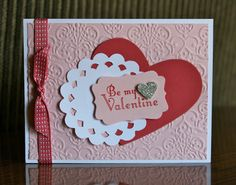Stampin' Up! Valentine  by Krystal De Leeuw at Krystal's Cards and More: Delightful Cards!!