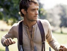 Jude Law in Cold Mountain