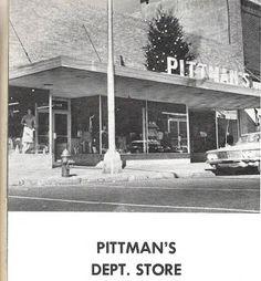 Pittman's department store - scotland neck, nc