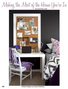 the scale size of the pin board in a bedroom#Repin By:Pinterest++ for iPad#