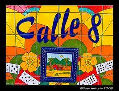Calle Ocho - Little Havana (Miami, Florida)