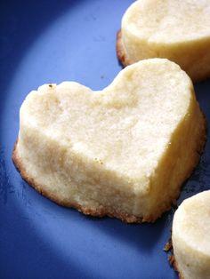 Vegan shortbread cookies :)