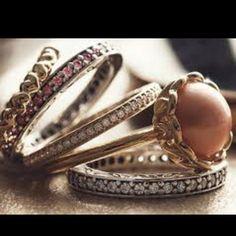 Timeless!!! Pandora ring