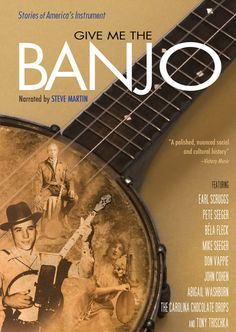 Give Me The Banjo now on Netflix