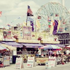 Coney Island back in the day