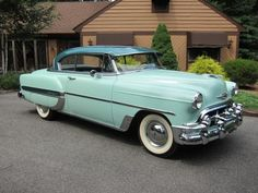 Bitchin rides on pinterest cadillac eldorado buick and for 1953 chevy 2 door hardtop
