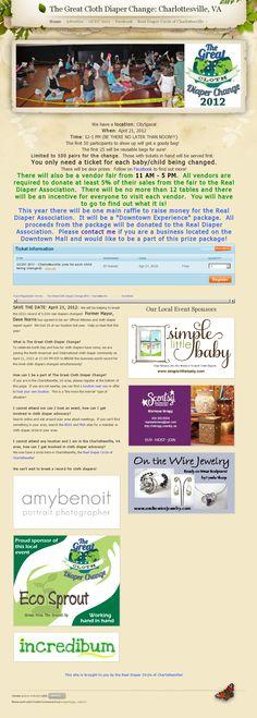 Charlottesville, VA  #GCDC2012  Website 'http://cvillegcdc.weebly.com/' snapped on Snapito!