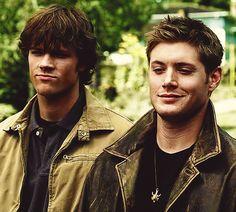Sam and Dean Winchester, Supernatural