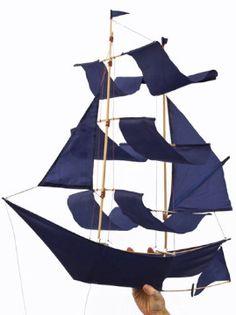 Haptic Lab Sailing Ship Kite - All Colors