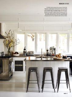 Perfect Beach Kitchen :)