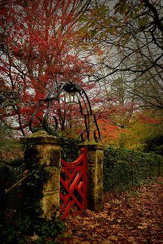...gate.
