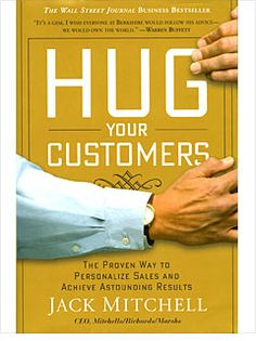 This is the no-duh-but-why-do-people-not-get-this book of how to genuinely take care of your friends who happen to also be customers. Trust me, trust it.