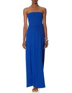 Strapless Maxi Dress from THELIMITED.com #TheLimited maxi dresses, maxis, strapless maxi, women dress