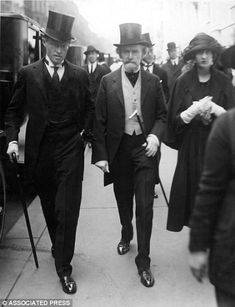Easter Parade in New York on April 29, 1922