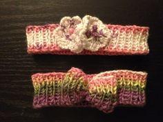 Free Pattern: Baby Headband Formula by Katebatty Knits