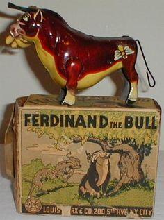 1938 windup toy