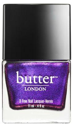 Perfectly purple nail polish