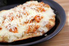 Buffalo Chicken Flatbread Pizza Recipe | Free Online Recipes | Free Recipes
