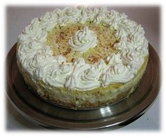 Coconut Creme Cheesecake