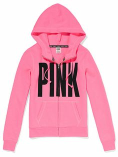 "Victoria's Secret Pink Funnel Neck Hoodie, $44.50 at Victoria's Secret: ""Last but not least, the Victoria's Secret PINK sweatshirt for all my closest 'sisters' as a symbol of our ongoing friendship!"""