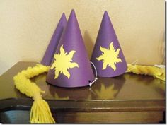 Tangled hats