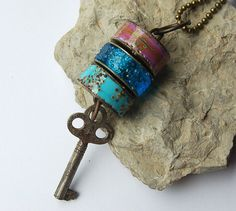 bead, lampwork glass, necklac