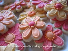 Sweet Creations by Stephanie: April Showers bring May flowers