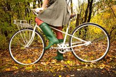 From Heritage. Chicago. Daisy - Mixte Bicycle