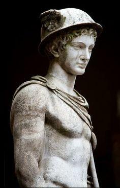 Hermes/Mercury on Pinterest   Hermes, Romans and Statues Hermes Statue