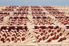 SAHRDC' by anagram architects, new dehli, india