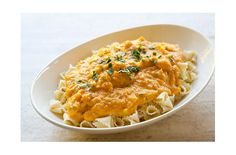 #Pasta With Butternut Parmesan Sauce @ Dw Magazine.Com