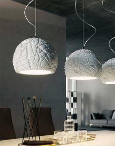 White Pendant Lights