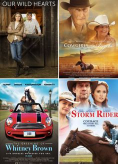 Horsey movies to watch!