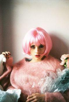 Masha Mel in Sink Magazine